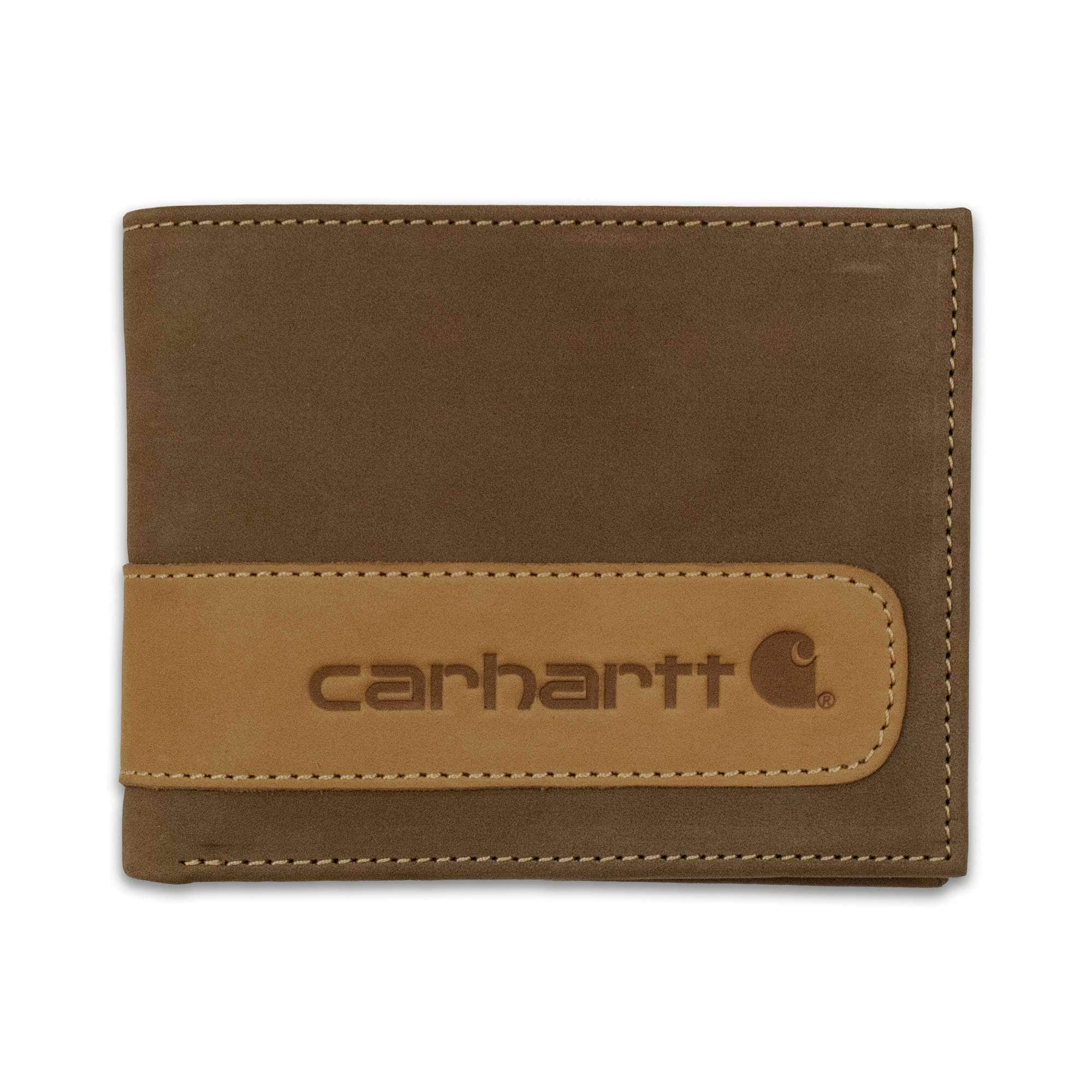 26032976cd3 Men s Two-Tone Billfold with Wing Wallet 61-2204