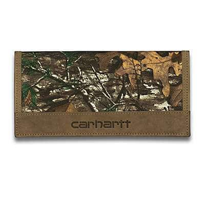 Carhartt Men's Realtree Xtra Realtree Rodeo Wallet - front
