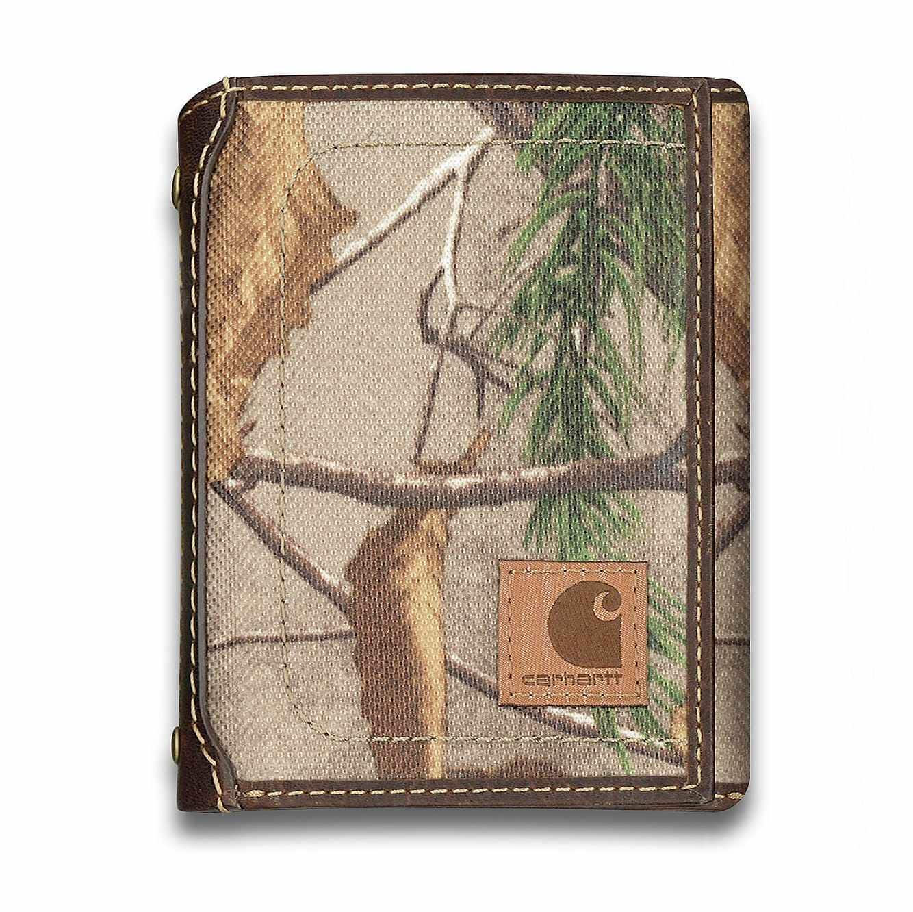 Picture of Realtree Trifold Wallet in Mossy Oak