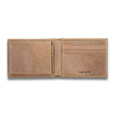 Carhartt  Brown Legacy Passcase - back