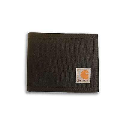 Carhartt Men's Black Extremes Passcase - front