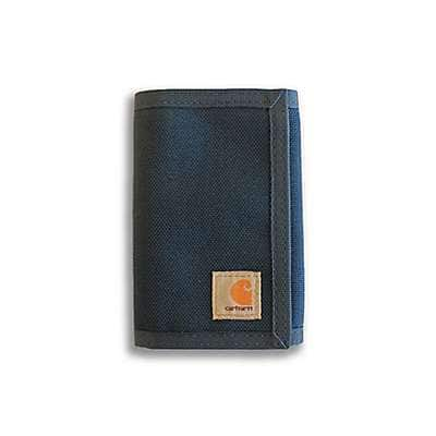 Carhartt Men's Navy Extremes Trifold Wallet - front