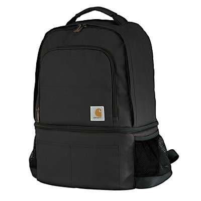 Carhartt Unisex Black Cooler Backpack