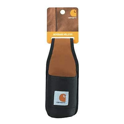 Carhartt Unisex Black Beverage Holster