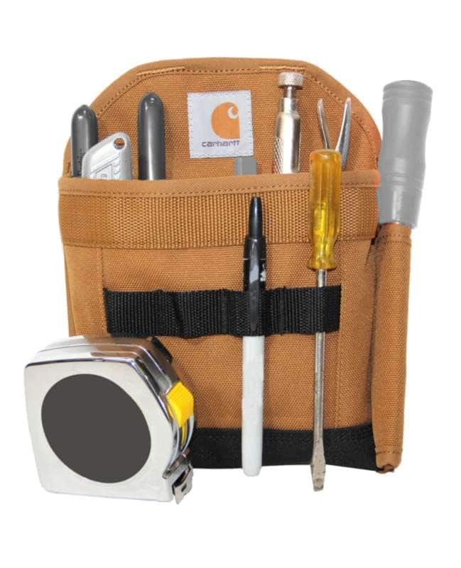Carhartt  Brown Legacy General Use Pouch