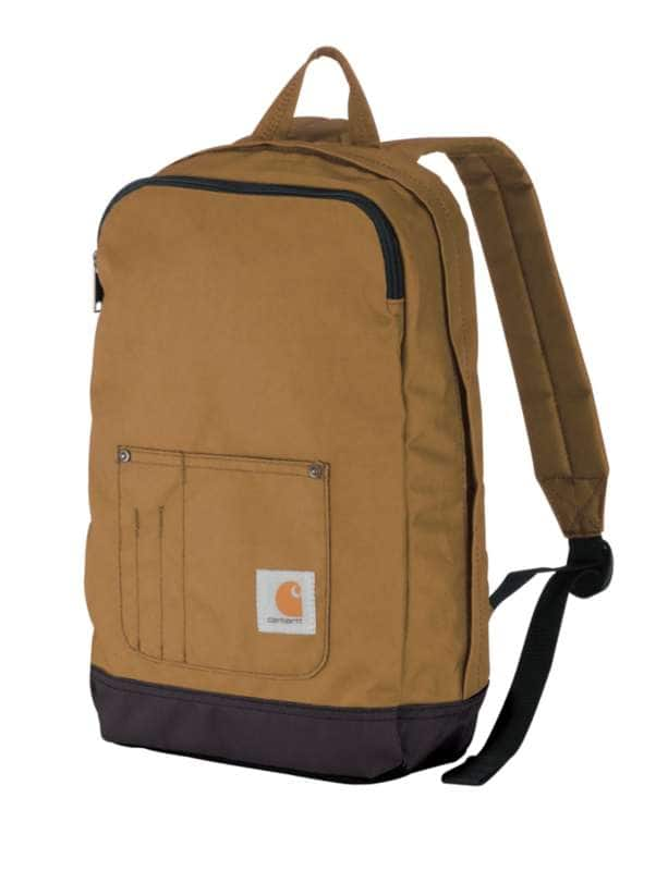 Carhartt  Brown Legacy Compact Backpack