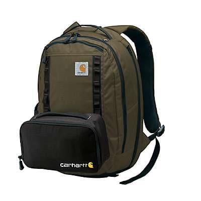 Carhartt Unisex Tarmac Medium Pack + 3 Can Insulated Cooler