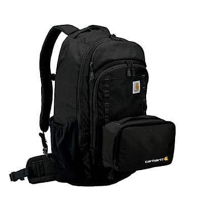 Carhartt Unisex Black Large Pack + 3 Can Insulated Cooler