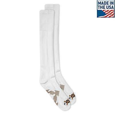 Carhartt Men's White Force Extremes® Over-the-Calf Sock - front