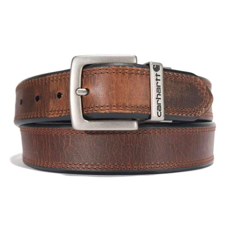 Carhartt  Dark Brown Reversible Belt
