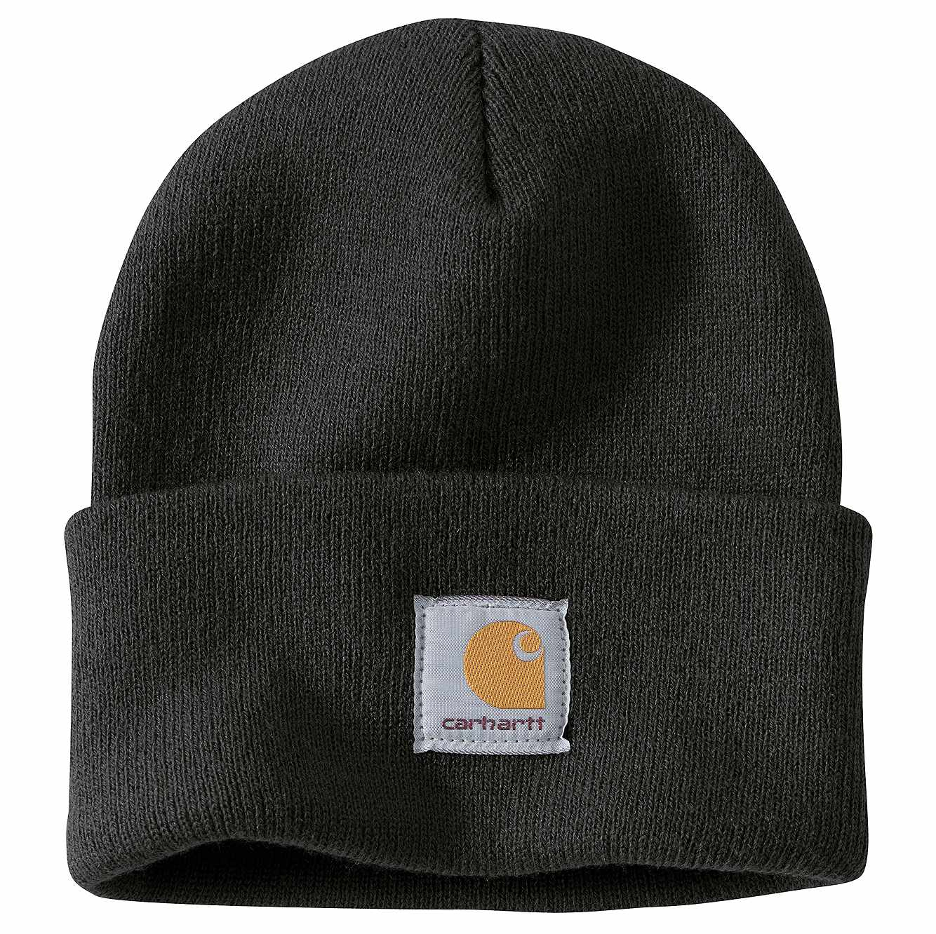 Picture of Acrylic Watch Hat in Black