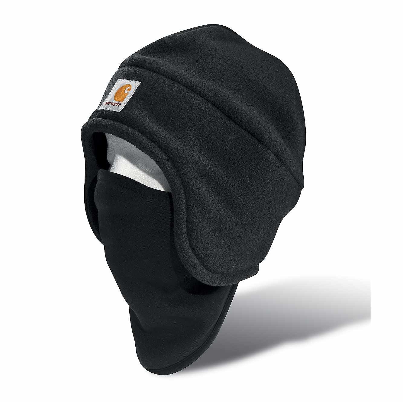Picture of Fleece 2-in-1 Headwear in Black