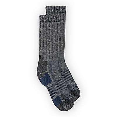 Carhartt Men's Navy All-Terrain Boot Sock 2 Pack - front