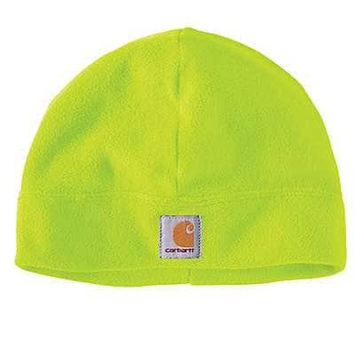 Carhartt Men's Brite Lime Fleece Hat