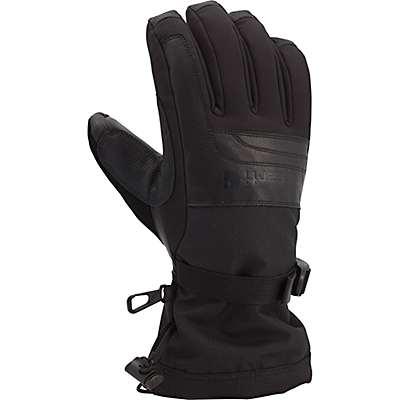 Carhartt Men's Black Cold Snap Glove - front