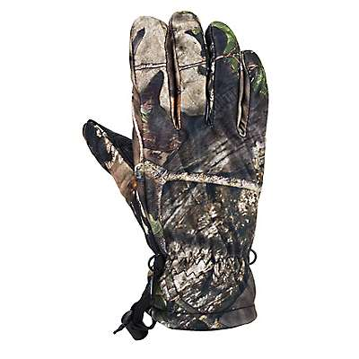 Carhartt Men's Realtree Xtra Magnet Camo Glove - front