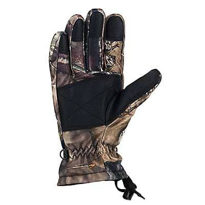 Carhartt Men's Realtree Xtra Magnet Camo Glove - back