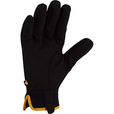 Carhartt  Carhartt Brown Work-Flex High Dexterity Glove - back