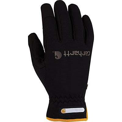 Carhartt Men's Carhartt Brown Work-Flex High Dexterity Glove - front