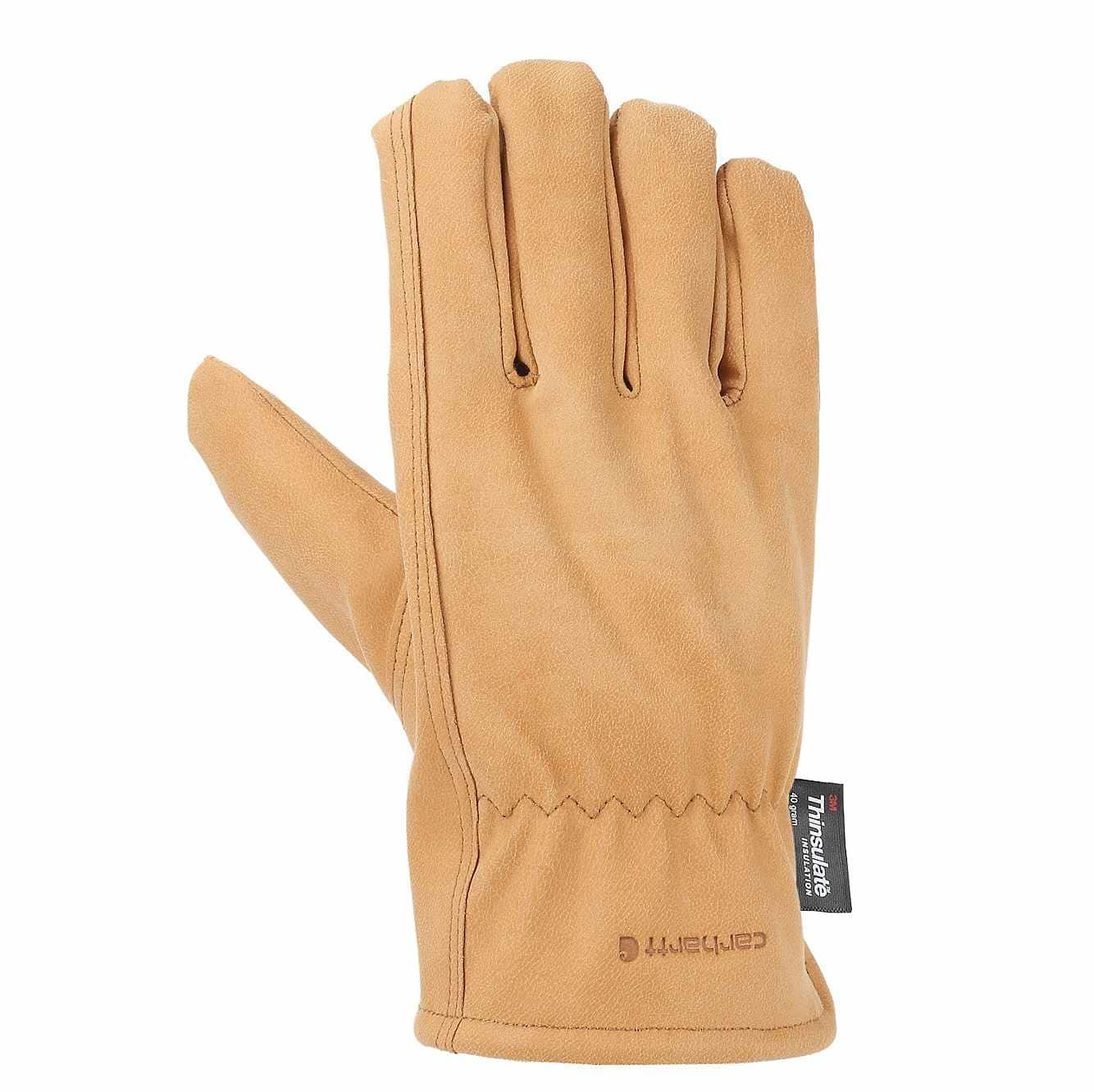 Picture of Insulated Driver Glove in Carhartt Brown