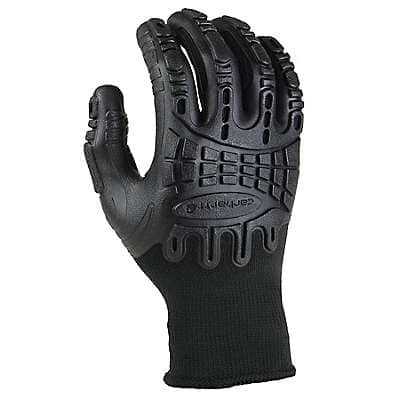 Carhartt Men's Black Impact C-Grip® Glove - front