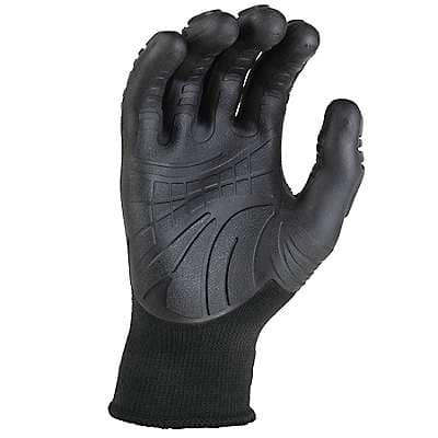 Carhartt Men's Black Impact C-Grip® Glove - back