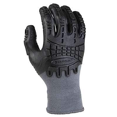 Carhartt Men's Black Impact C-Grip® Glove - front