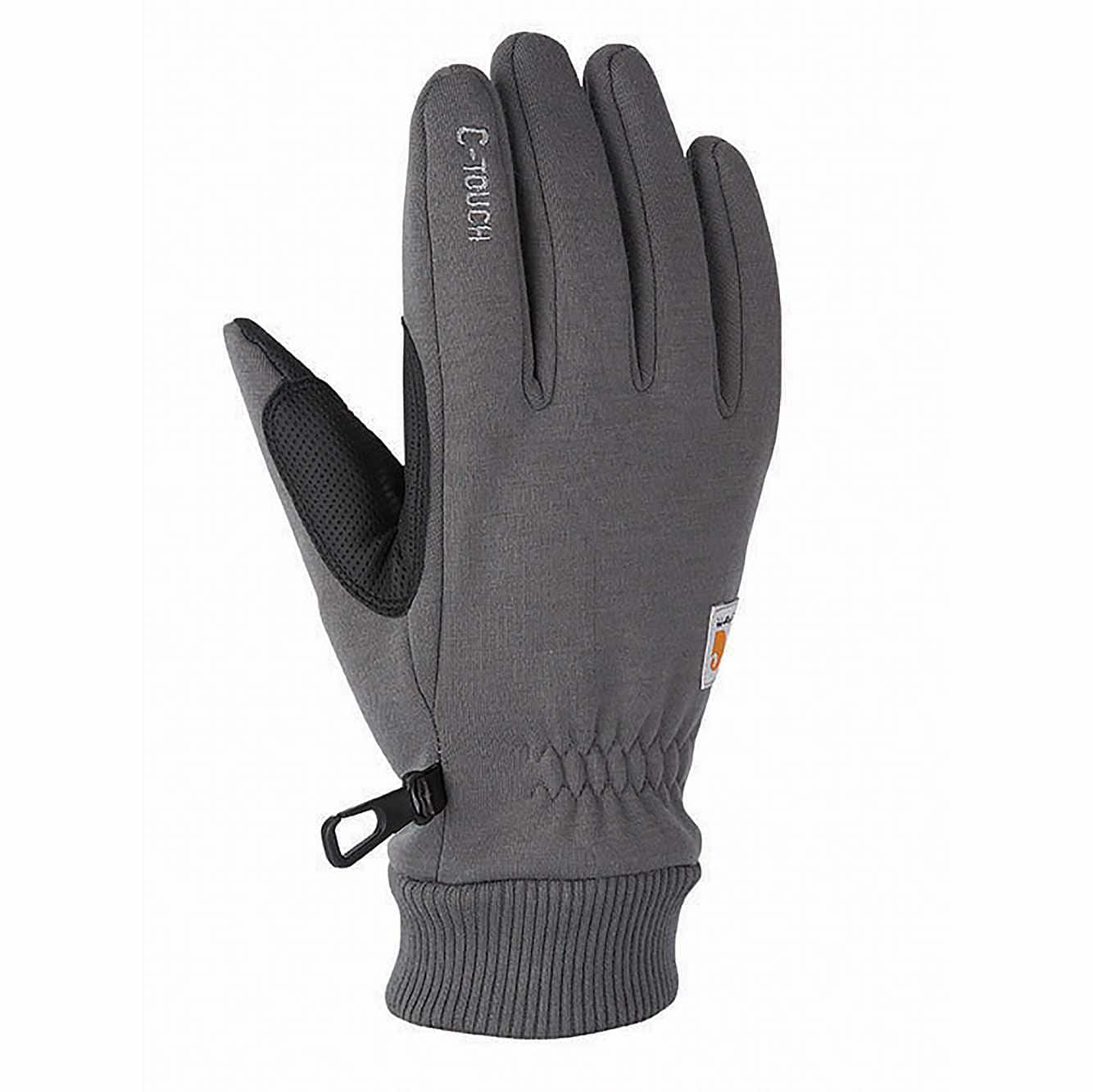 Picture of C-Touch Knit Glove in Carbon Heather