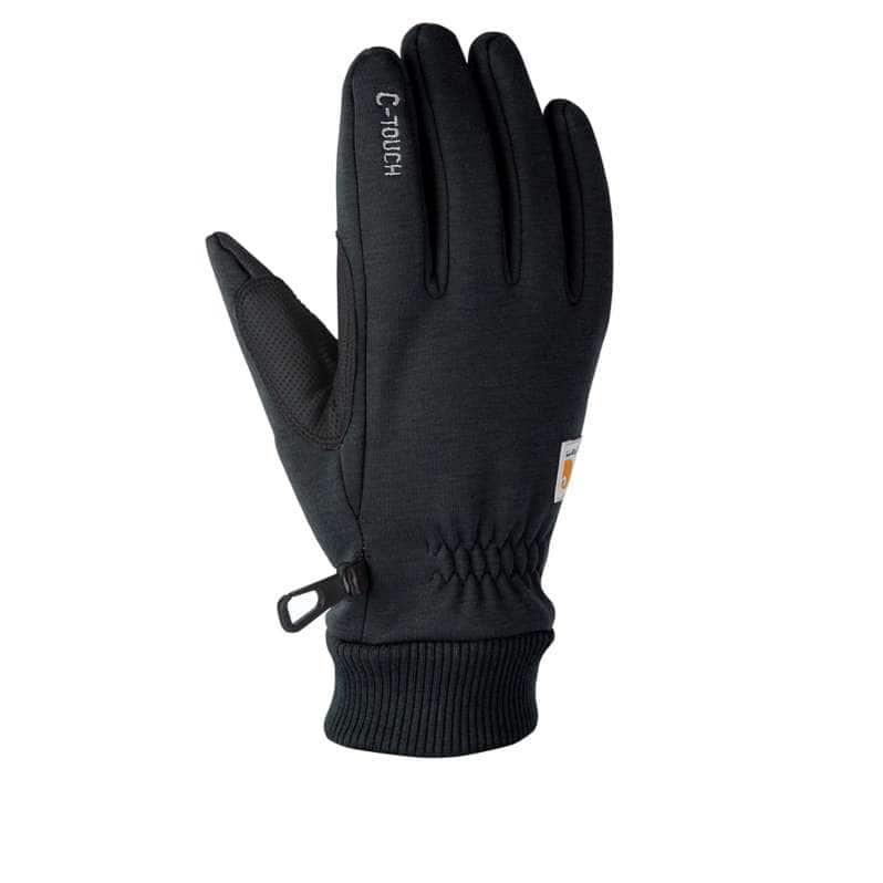 Carhartt  Black C-Touch Knit Glove