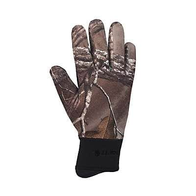 Carhartt Men's Realtree Xtra Lightweight Hex Camo Glove - front