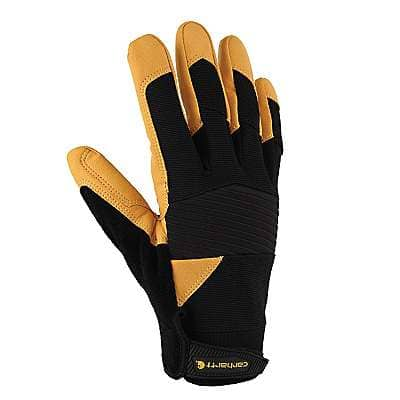 Carhartt Men's Black Barley Flex Tough II High Dexterity Glove - front