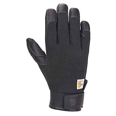 Carhartt Men's Black FR High Dexterity Glove - front