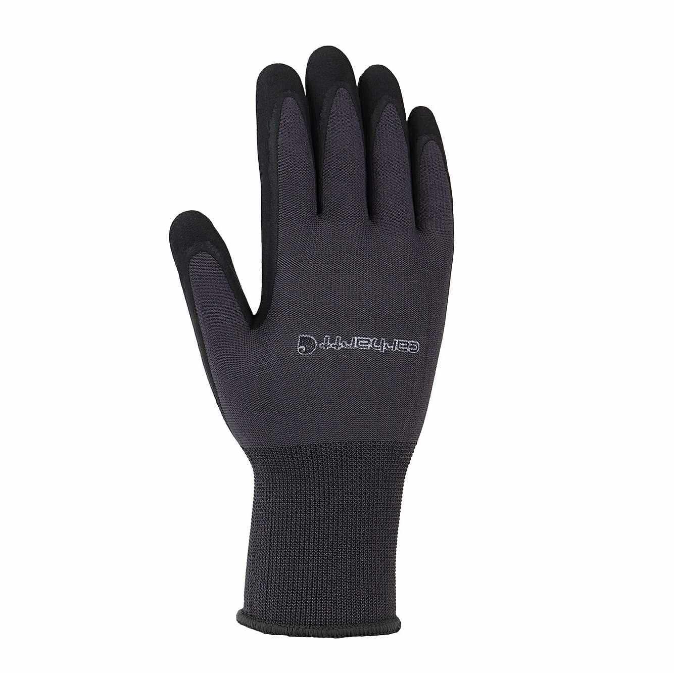 Picture of All-Purpose Nitrile Grip Glove in Gunmetal