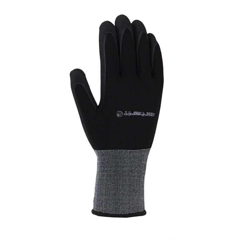 Carhartt  Black All-Purpose Nitrile Grip Glove