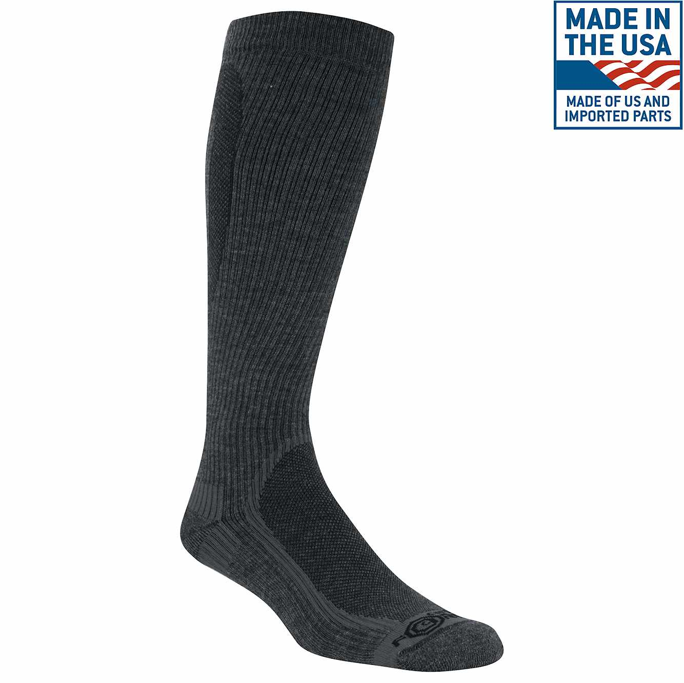 Picture of Carhartt Force® Active Compression Sock in Charcoal Heather