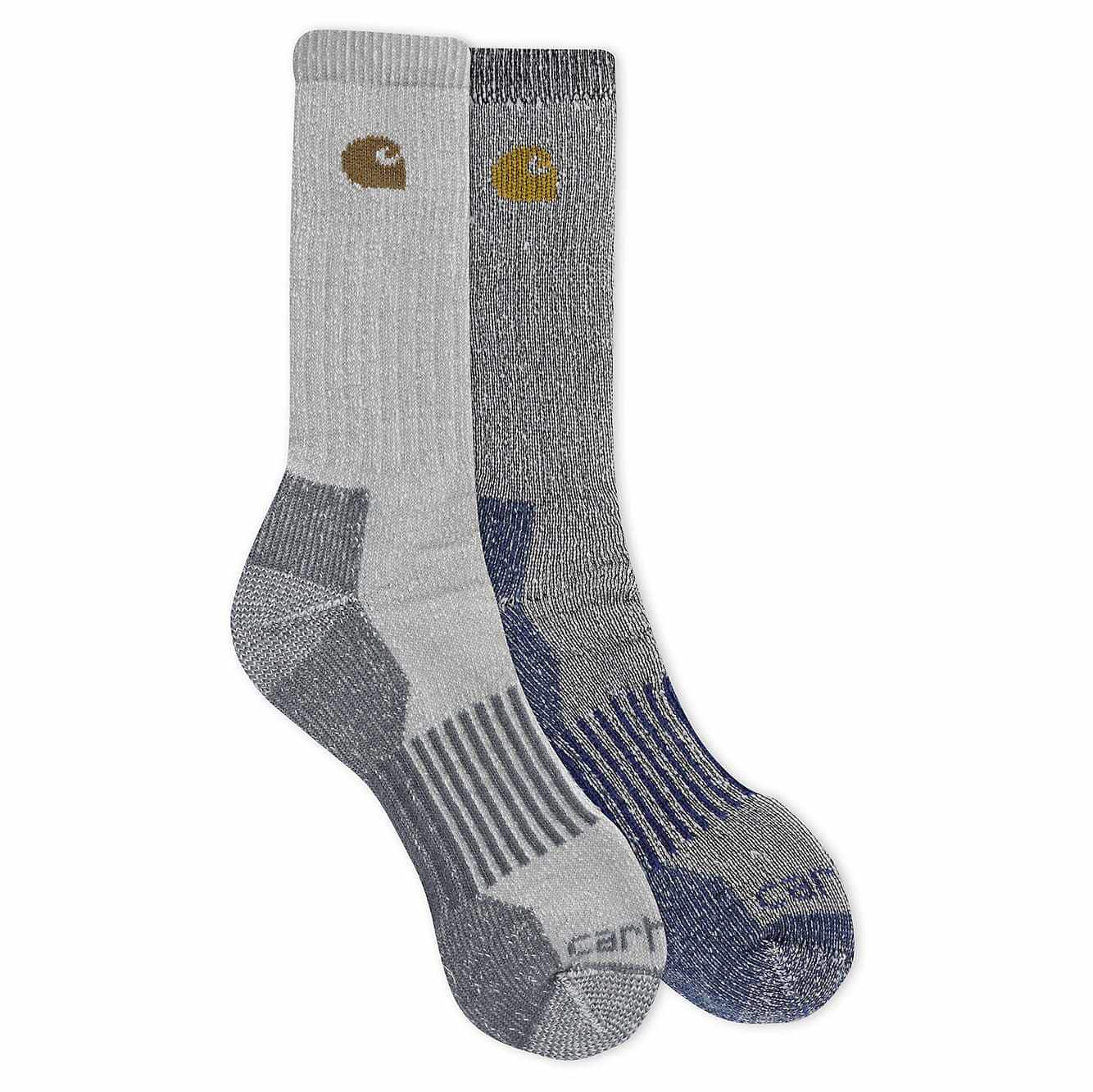 Picture of Wool Blend Crew Sock 4 Pack