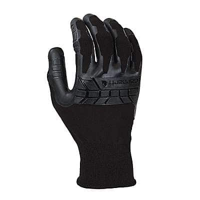 Carhartt Men's Gray Knuckler C-Grip® Glove - front