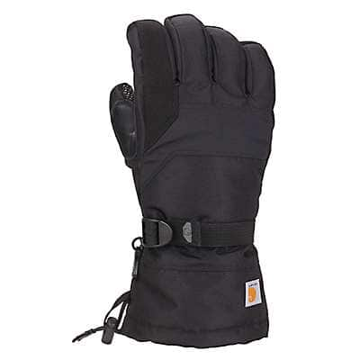4e4f589a1baf8 Carhartt Men's Black Pipeline Insulated Glove - front ...