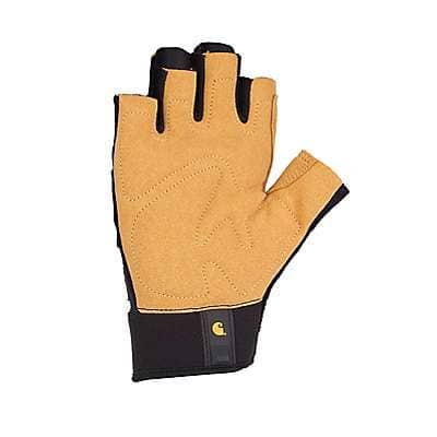 Carhartt Men's Black Barley Swift High Dexterity Glove - back