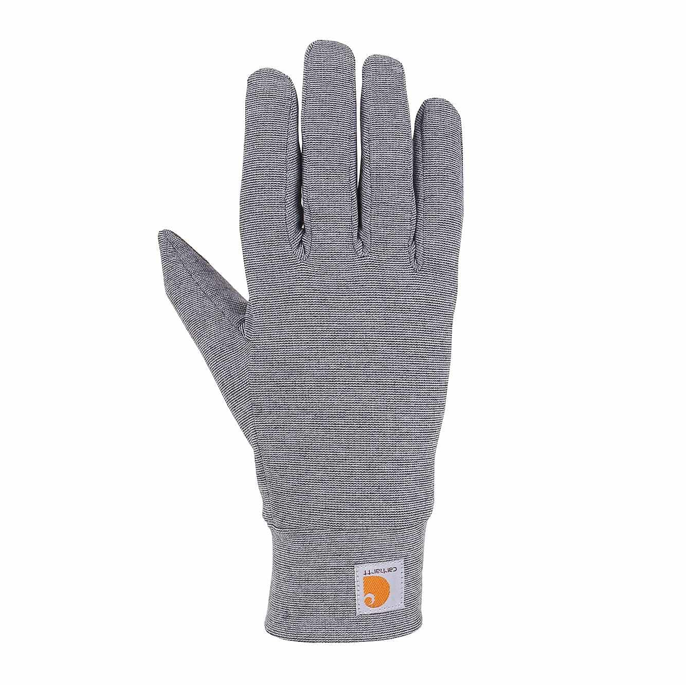 Picture of Carhartt Force® Heavyweight Liner Knit Glove in Shadow Gray