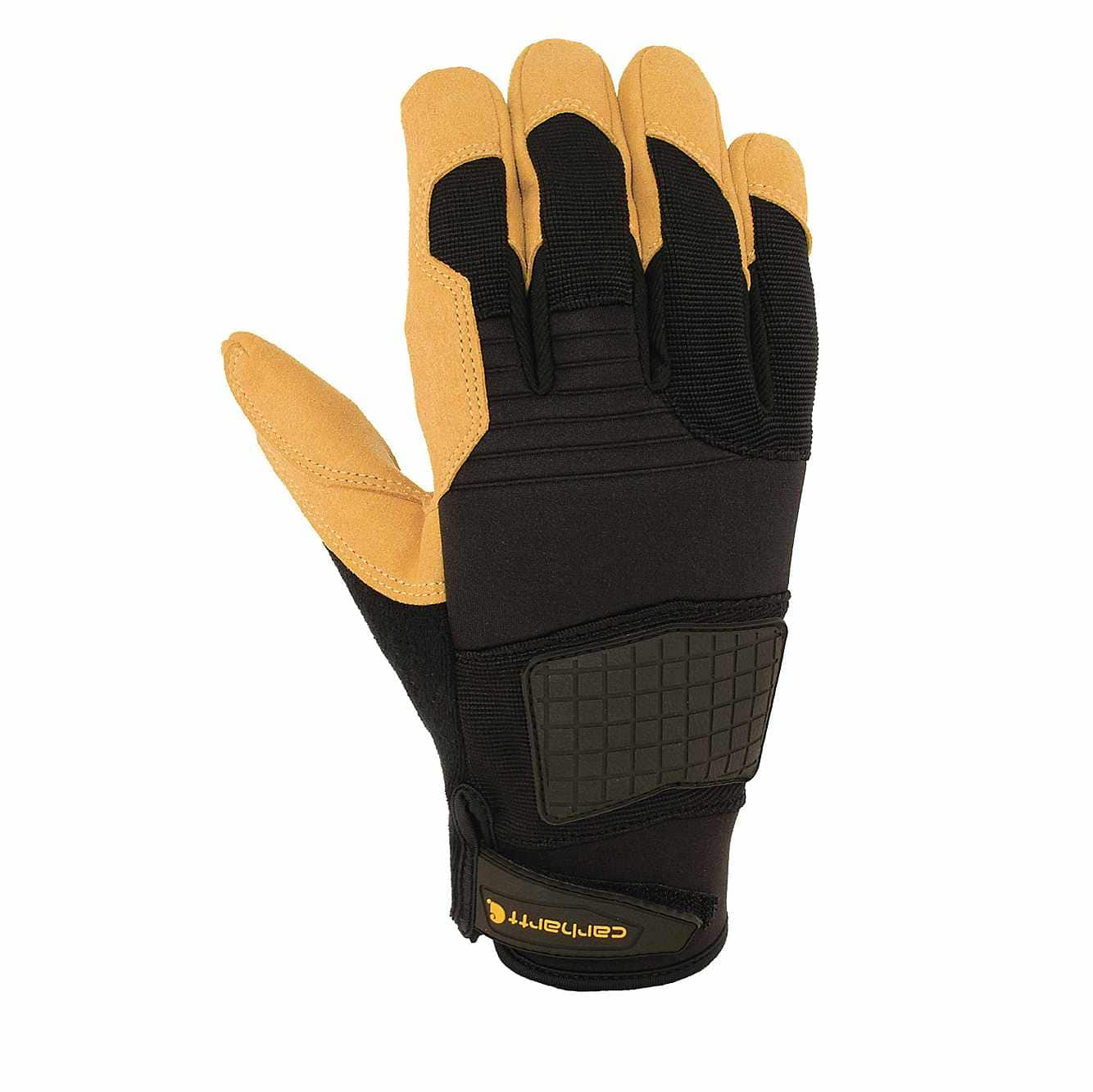 Picture of Bolt High-Dexterity Glove in Black Barley