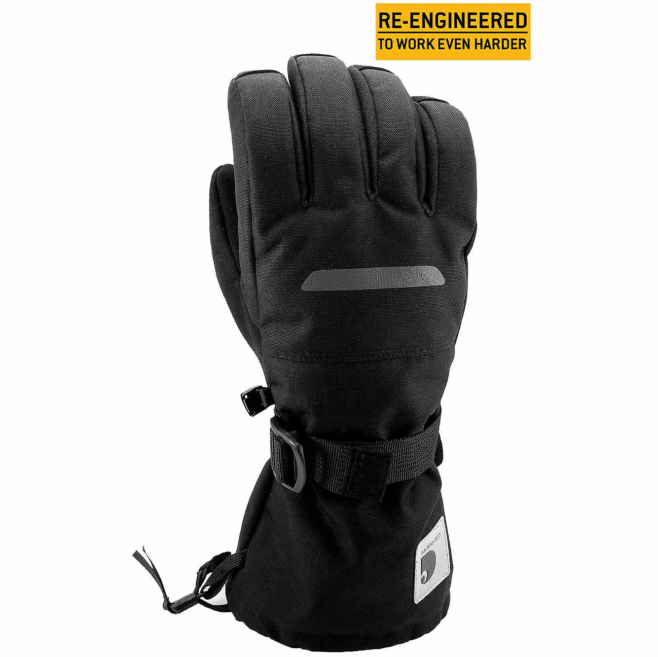 Picture of YUKON EXTREMES® STORM DEFENDER INSULATED GLOVE in Black