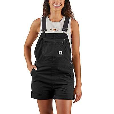 Carhartt Women's Khaki Hurley x Carhartt Women's Overalls - front