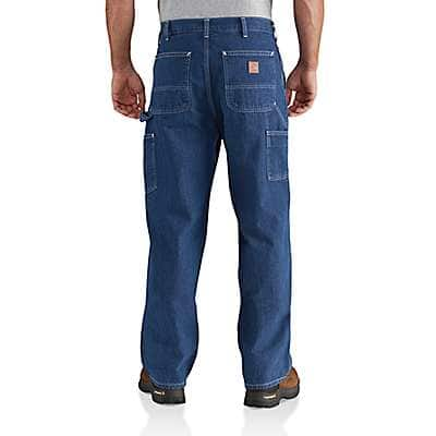 Carhartt  Darkstone Loose Fit Work Jean - back
