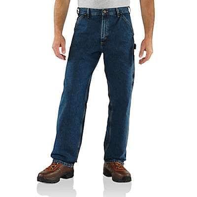 Carhartt Men's Deepstone Loose Fit Utility Jean