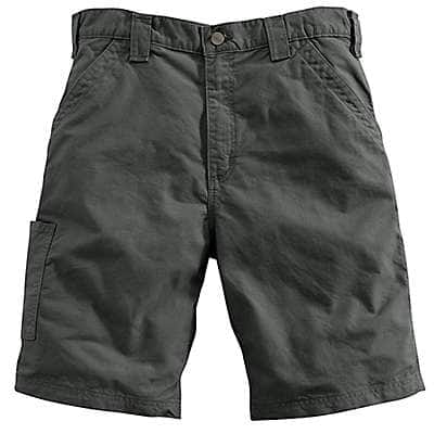 Carhartt  Tan Canvas Work Short - front