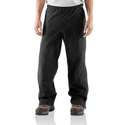 Carhartt Men's Black Shoreline Pant - front