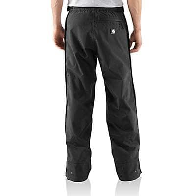 Carhartt Men's Black Shoreline Pant - back