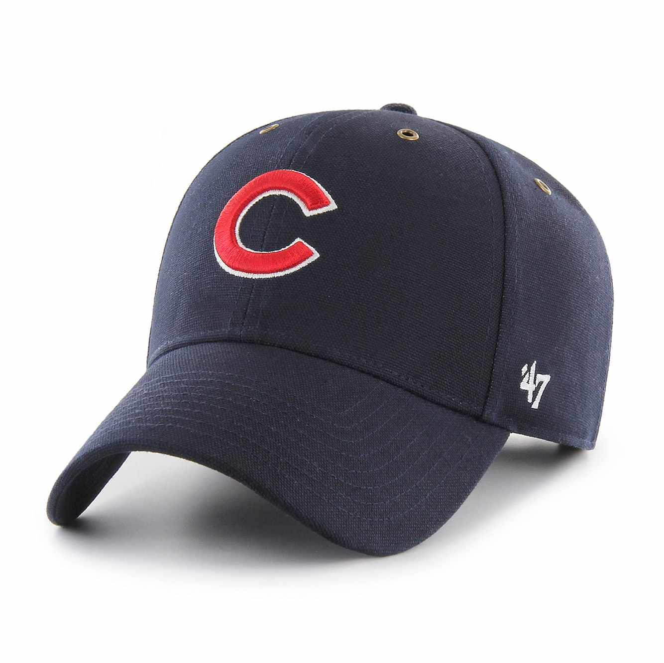 Picture of Chicago Cubs Carhartt x '47 MVP in Navy