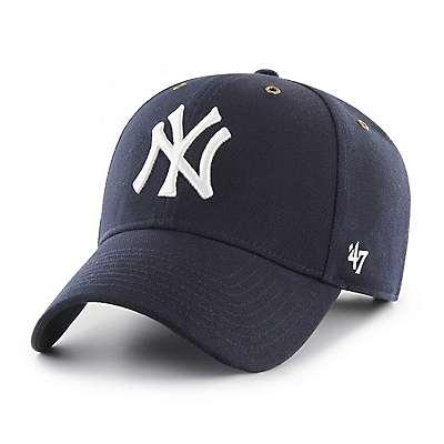 Carhartt Men's Carhartt Brown New York Yankees Carhartt x '47 MVP - front